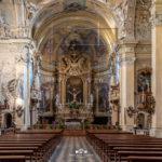 Chiesa di San Vitale, Parma - photo credit Francesca Bocchia